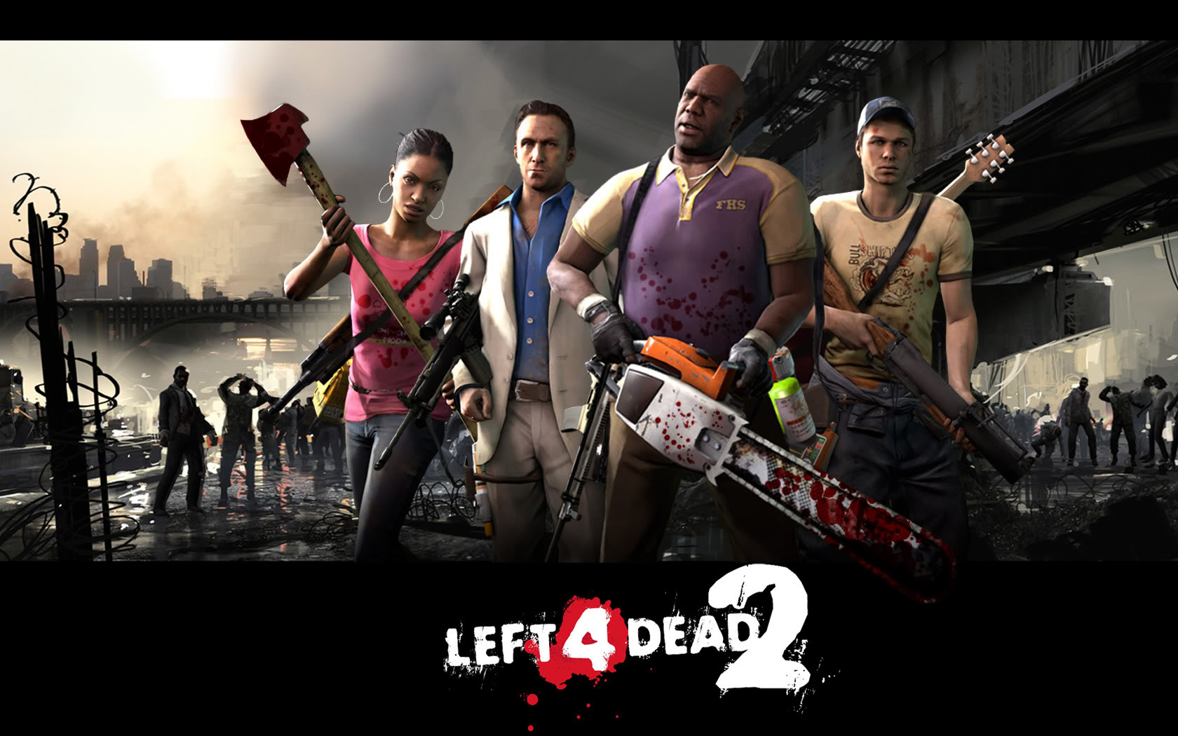 Left 4 Dead 2 Server Kirala, L4D2 Server Kiralama - OyunTECH
